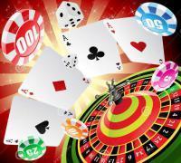 cartes jetons roulette casino