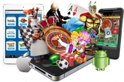 mobil surfplatta, casinospel